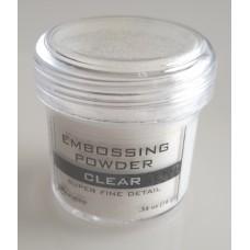 Ranger - Embossing Powder - Super Fine Detail - Clear