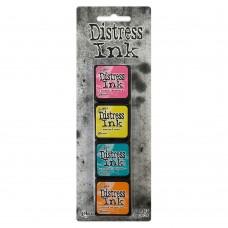 Tim Holtz - Distress Mini Ink Pad Kit #1