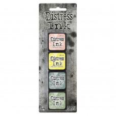 Tim Holtz - Distress Mini Ink Pad Kit #10