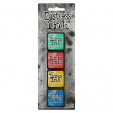 Tim Holtz - Distress Mini Ink Pad Kit #13