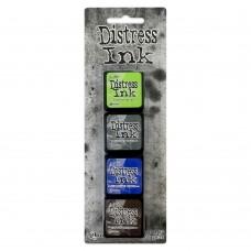 Tim Holtz - Distress Mini Ink Pad Kit #14