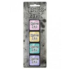 Tim Holtz - Distress Mini Ink Pad Kit #4