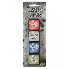 Tim Holtz - Distress Mini Ink Pad Kit #5