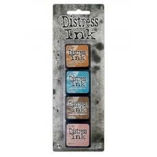 Tim Holtz - Distress Mini Ink Pad Kit #6