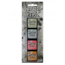 Tim Holtz - Distress Mini Ink Pad Kit #7