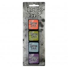 Tim Holtz - Distress Mini Ink Pad Kit #8