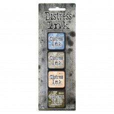 Tim Holtz - Distress Mini Ink Pad Kit #9