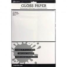 Ranger - Heavyweight Gloss Paper (10 sheets)