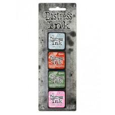 Tim Holtz - Distress Mini Ink Pad Kit #16