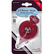 E-Z Runner Strips Refill – Permanent Adhesive Strips