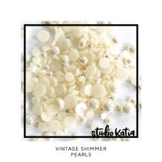 Studio Katia - Vintage Shimmer Pearls