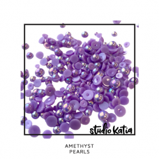 Studio Katia - Amethyst Pearls