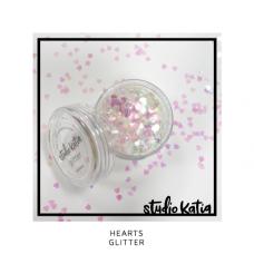 Studio Katia - Hearts Glitter