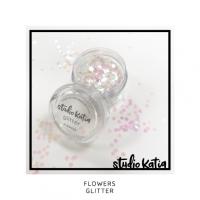 Studio Katia - Flowers Glitter