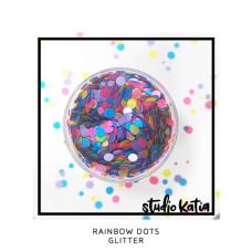 Studio Katia - Rainbow Dots Glitter