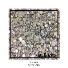 Studio Katia - Silver Crystals