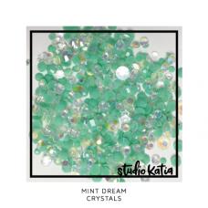 Studio Katia - Mint Dream Crystals