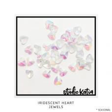 Studio Katia - Iridescent Hearts Gems