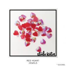 Studio Katia - Red Heart Gems