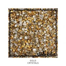 Studio Katia - Gold Crystals