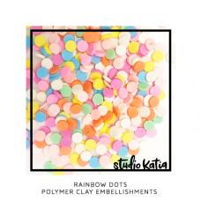Studio Katia - Rainbow Dots Polymer Clay