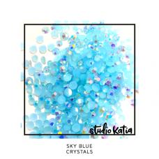 Studio Katia - Sky Blue Crystals