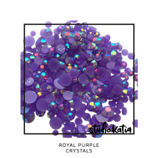 Studio Katia - Royal Purple Crystals