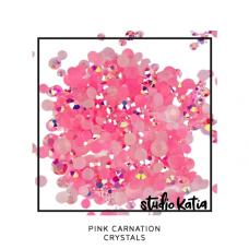 Studio Katia - Pink Carnation Crystals