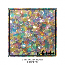 Studio Katia - Crystal Rainbow Confetti