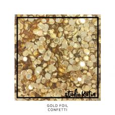 Studio Katia - Gold Foil Confetti