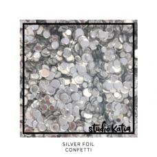 Studio Katia - Silver Foil Confetti