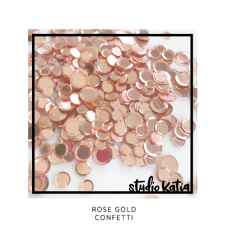 Studio Katia - Rose Gold Confetti