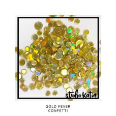 Studio Katia - Gold Fever Confetti