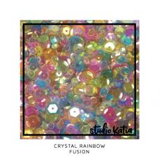 Studio Katia - Crystal Rainbow Fusion