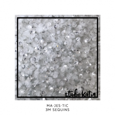 Studio Katia - 3 mm Sequins - Majestic