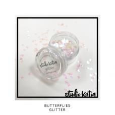 Studio Katia - Butterflies Glitter