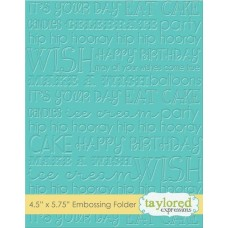 Taylored Expressions - Graphic Impressions - Birthday