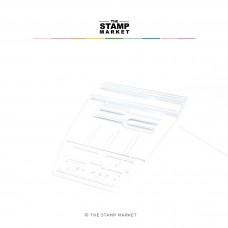 The Stamp Market - 3D Berry Box Die