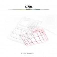 The Stamp Market - Berry Basket Dies