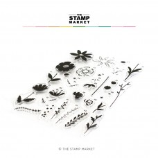 The Stamp Market - Blooms and Buds