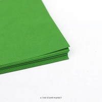 The Stamp Market - Cactus Cardstock (4 sheets)
