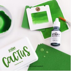 The Stamp Market - Cactus REFILL