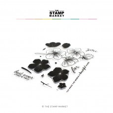 The Stamp Market - Cherry Blossom
