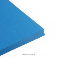 The Stamp Market - Cobalt Cardstock (4 sheets)