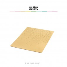 The Stamp Market - Confetti Dots Foil Plate