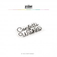The Stamp Market - Confetti Wishes