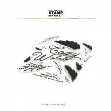 The Stamp Market - Cozy Warm Wishes Stamp