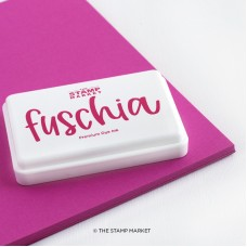 The Stamp Market - Fuchsia REFILL