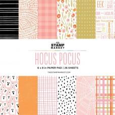 The Stamp Market - Hocus Pocus Paper Pad (6 x 8 inch)