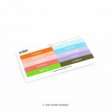 The Stamp Market - June Ink Pad Labels